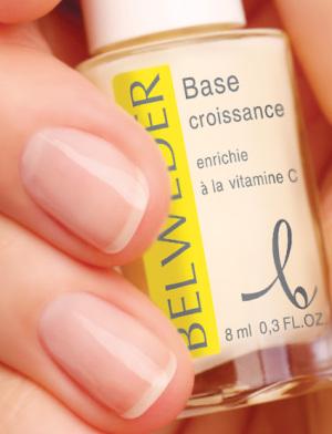 Лак БЕЛЬВЕДЕР для расслаивающихся ногтей с витамином С