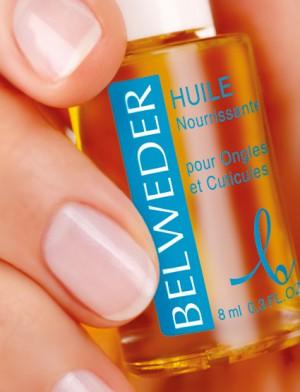 Масло для кутикул и ногтей ароматическое Belweder