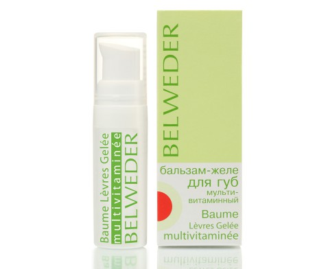 Бальзам желе для губ Belweder мультивитаминный