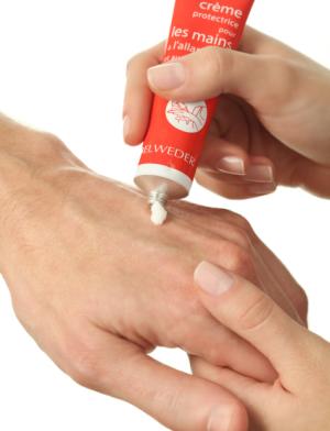 Защитный крем для рук с аллантоином и пантенолом Бельведер