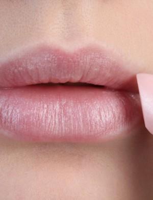 Belweder бальзам для губ с розовым маслом перламутр